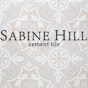 Sabine Hill logo